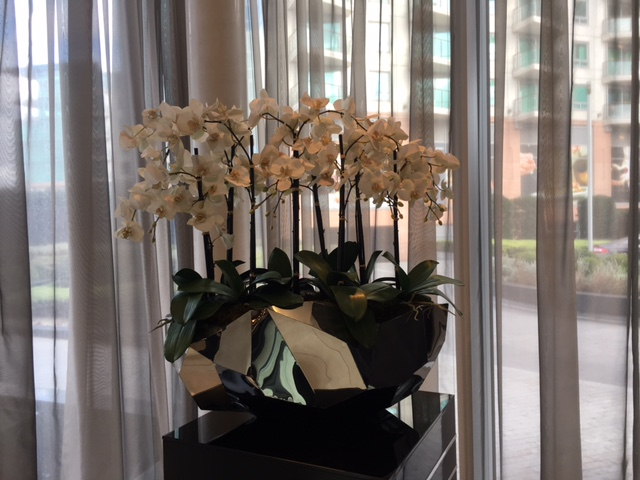 Corporate flowers from Beechside Group