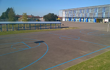 School Sports Ground maintenance from Beechside Group
